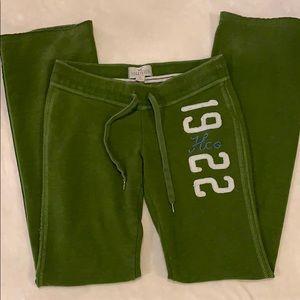 Women's Hollister sweat pants